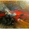 abstract-fire-on-the-horizon-by-george-scicluna