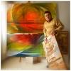 Abstract -  George Scicluna Art Studio