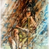 oil-painting-by-george-scicluna-composition-with-a-girl-no-32