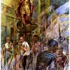 george-scicluna-painting-portrait-of-my-father-at-st-georges-feast