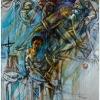 george-scicluna-self-portrait-caravaggio-contemporary-artist