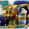 azure-window-oil-painting-by-george-scicluna