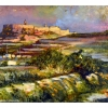 cittadella-view-oil-painting-by-george-scicluna