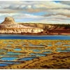 gozo-painting-salt-pans-by-george-scicluna
